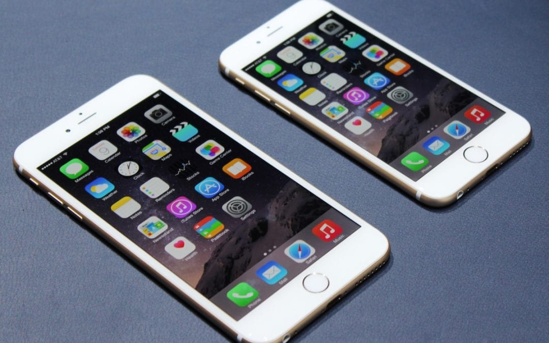iPhone 6 vs 6 Plus: Pick One?