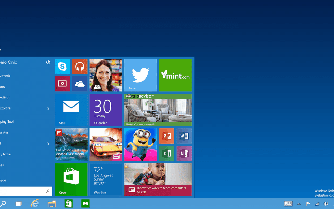 Windows 10 Will Be Free. Sort of.