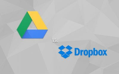 Dropbox Rebrands. Google Rebuilds.